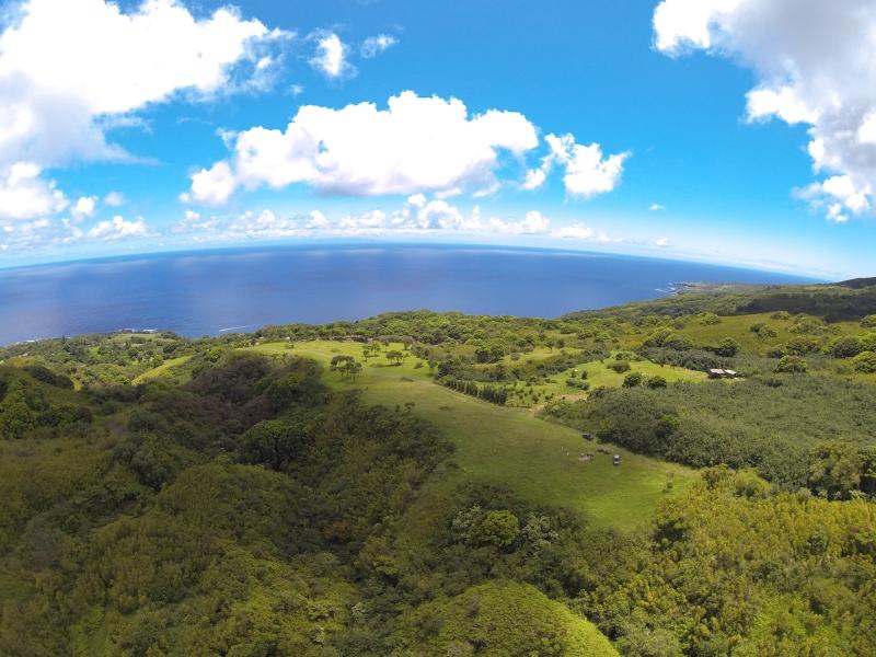 Aerial Video Maui- Hana