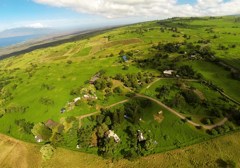 Aerial Video Maui- Ulapalakula land