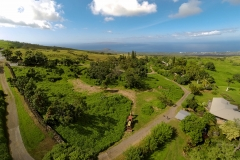 Aerial Video Maui- Ulapalakula South Shore View