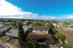 Aerial Video Maui- Pukalani South Shore View